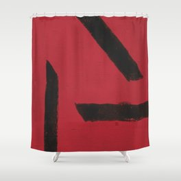 Chevaliers Templar Shower Curtain