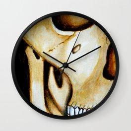 Skellie Wall Clock