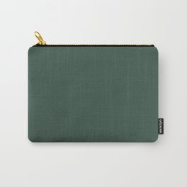 HUNTER GREEN Carry-All Pouch