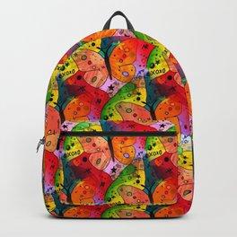 Sweet Butterfly by Nico Bielow Backpack