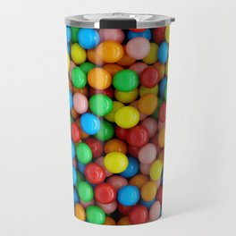 Fun Rainbow Candy Travel Mug