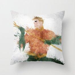 Trident Throw Pillow