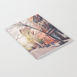 New York City - Springtime in the West Village Notebook