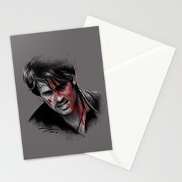 Broken, Beat & Scarred Stationery Cards