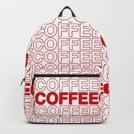 Coffee Coffee Coffee Backpack
