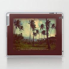 Follow Your Dreams Laptop & iPad Skin