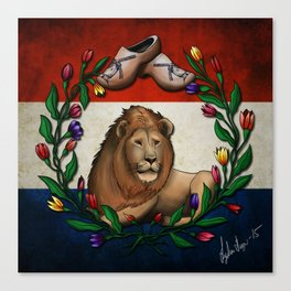 Netherlands Canvas Print