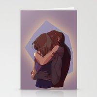 korrasami Stationery Cards featuring Korrasami!  by IrisPencil
