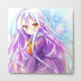 No Game No Life Metal Print