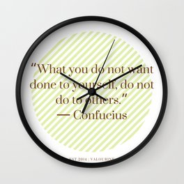 2     | Positive Vibe Quotes | 190522 Wall Clock