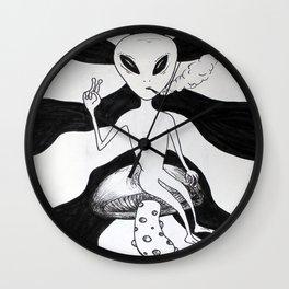 Radical Encounters Wall Clock