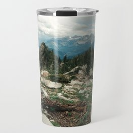 Utah Alpine Travel Mug