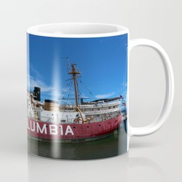 Fireship Columbia Coffee Mug