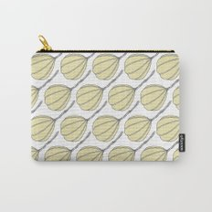 Provolone (cheese pattern) Carry-All Pouch