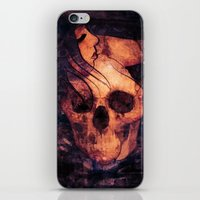 mortal instruments iPhone & iPod Skins featuring Mortal Sin by Sirenphotos