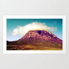 Buachaille Etive Mòr, Scotland. (II) Art Print