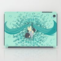 vocaloid iPad Cases featuring MikuMiku by gohe1090