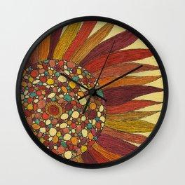 Radiant Wall Clock