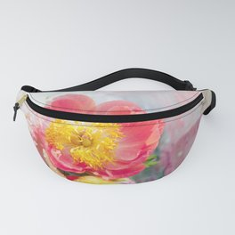 Coral Charm Memories Fanny Pack