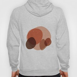 Elementary Formations 03 - Contemporary, Minimal Abstract Hoody