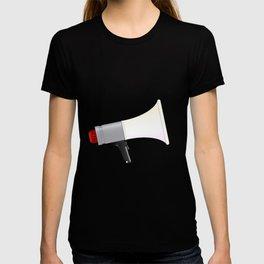 Megaphone T-shirt