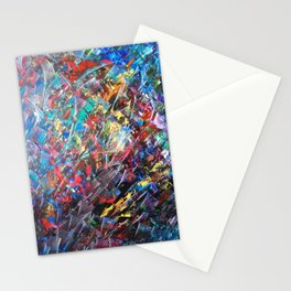 Ordered Chaos Stationery Cards