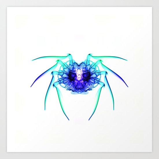 Spiderman 2 Art Print