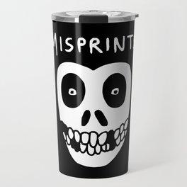 Misprints Travel Mug