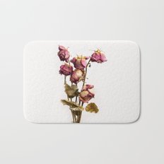 The old Roses Bath Mat