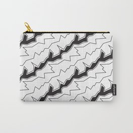 Zig River Stripe Carry-All Pouch
