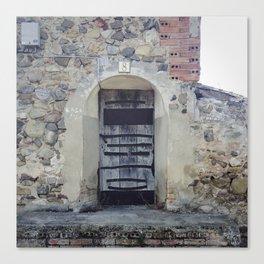 Doors of Perception 21 Canvas Print
