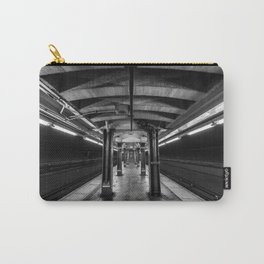 Jay Street Metro Tech Subway Station Carry-All Pouch