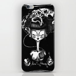 Home is where the (h)eart(h) is. iPhone Skin