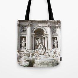 Trevi Fountain. Tote Bag