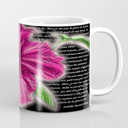 Lettre a une flamme 2.0 Coffee Mug