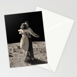 Give Me The Moon Stationery Cards