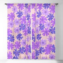 Phlox Summers Sheer Curtain