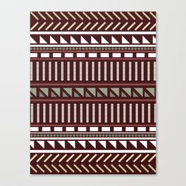 GeoDesign Canvas Print