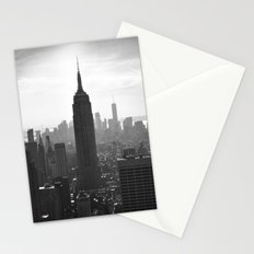 New York, USA. Stationery Cards