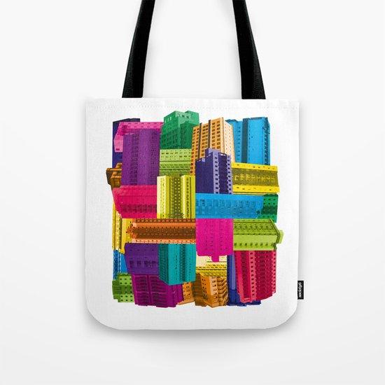 Fragment VI Tote Bag