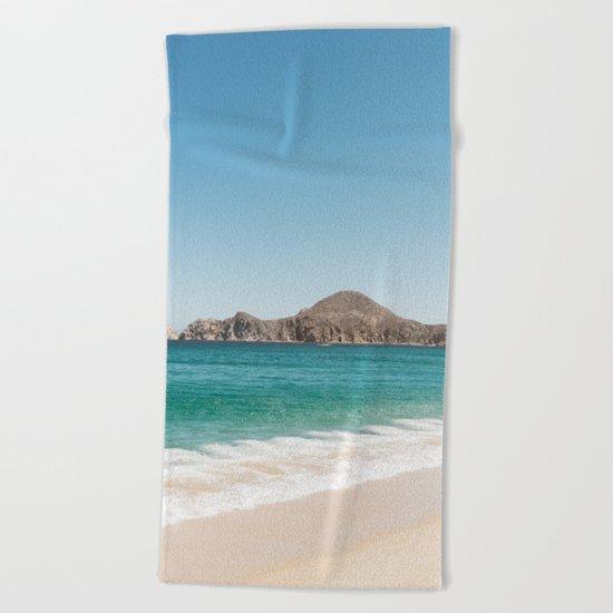 Cabo San Lucas II Beach Towel