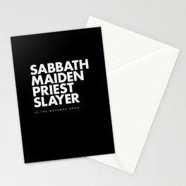 The Gateway Drug (Black) Stationery Cards