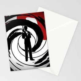 JAMES BOND Stationery Cards