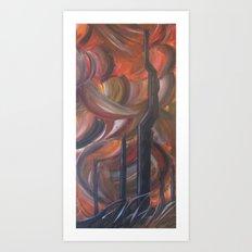 Dark Tower Art Print