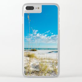 View From the Dune Clear iPhone Case