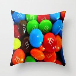 Chocolatey Goodness Throw Pillow