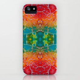 Fragmented 51 iPhone Case