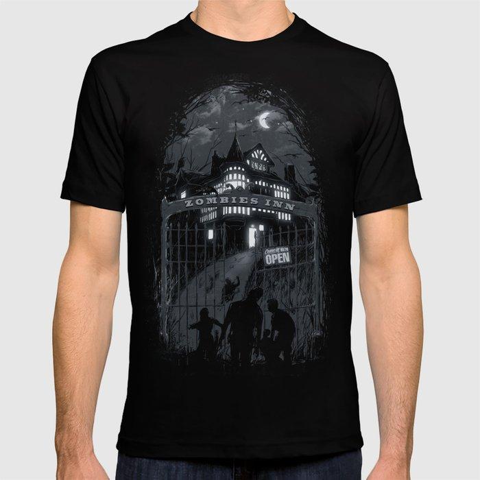 Zombies Inn T-shirt
