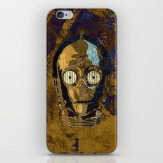 C3P0 iPhone & iPod Skin