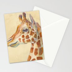 Giraffe #2 Stationery Cards